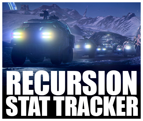 Recursion State Tracker - Planetside 2