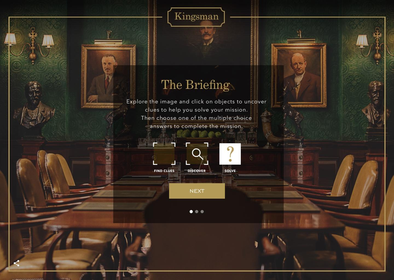 5.1 Desktop Kingsman briefing